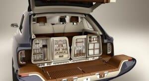 Bentley tailgate